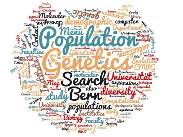 Titleimage: Population Genetics